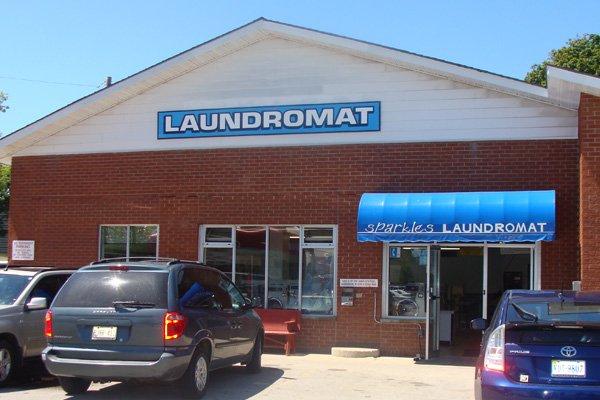 Sparkles Laundromat