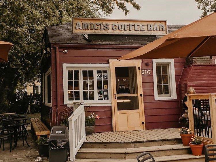 Amicis Coffee Bar