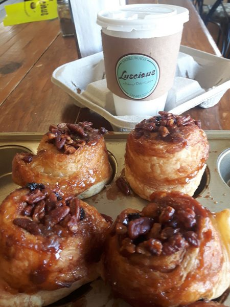 Luscious Bakery Deli Cafe