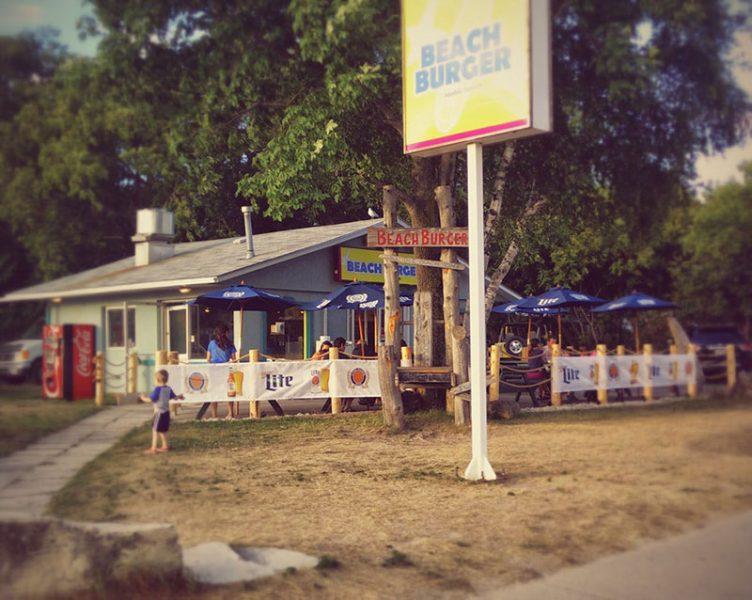 The Beach Burger